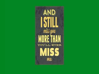 I Miss You for Nokia Asha 200