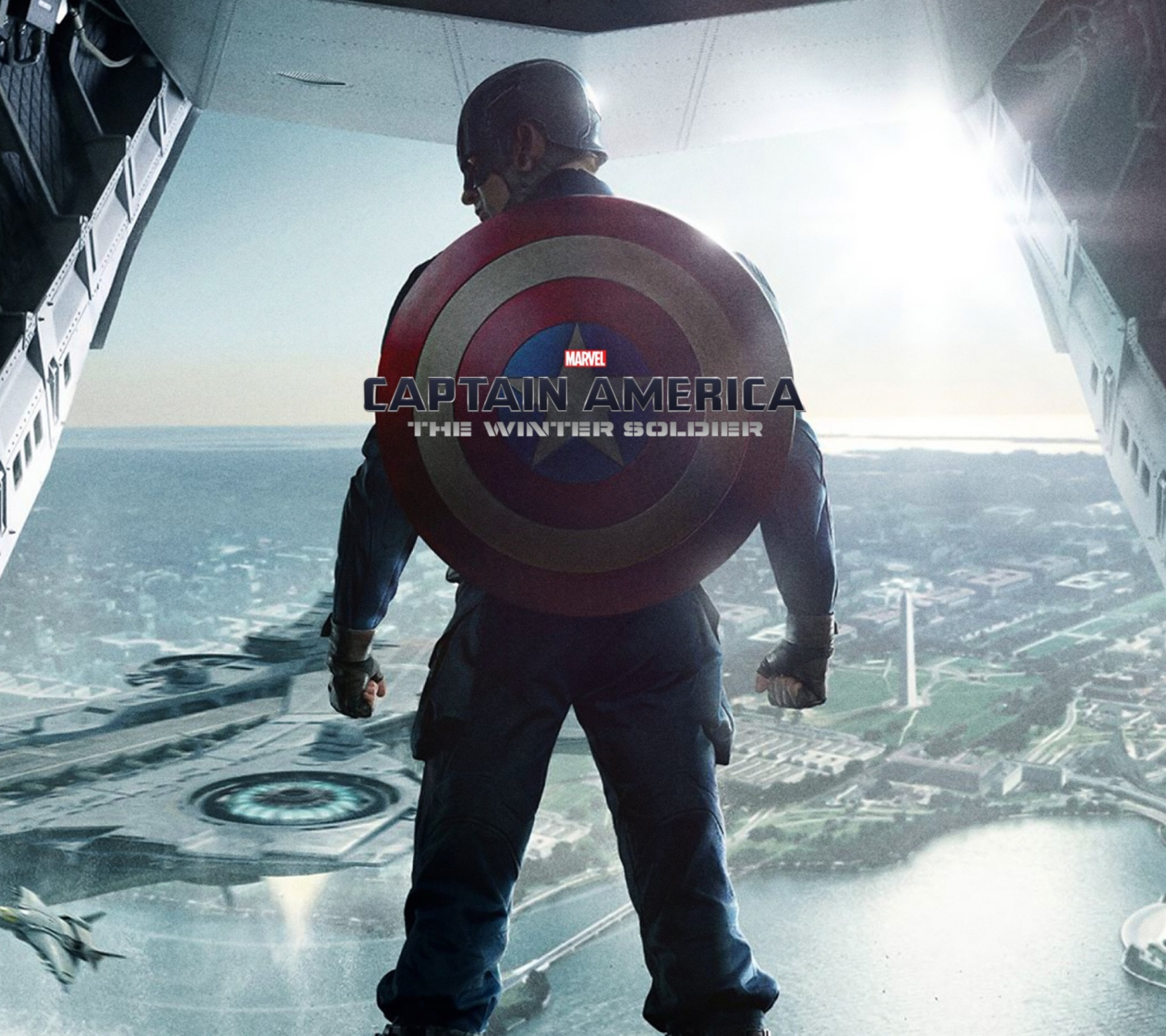 Captain America The Winter Soldier Wallpaper For Samsung Galaxy S3