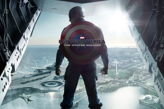 Captain America The Winter Soldier sfondi gratuiti per cellulari Android, iPhone, iPad e desktop