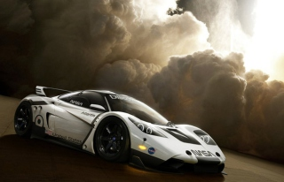 Mclaren F1 Background for Android, iPhone and iPad