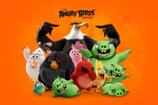 Angry Birds the Movie Release by Rovio sfondi gratuiti per 480x400