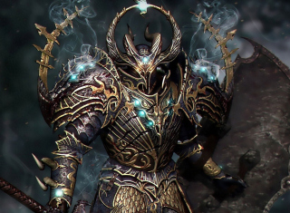 Free Warhammer Chaos Gods Picture for Android, iPhone and iPad