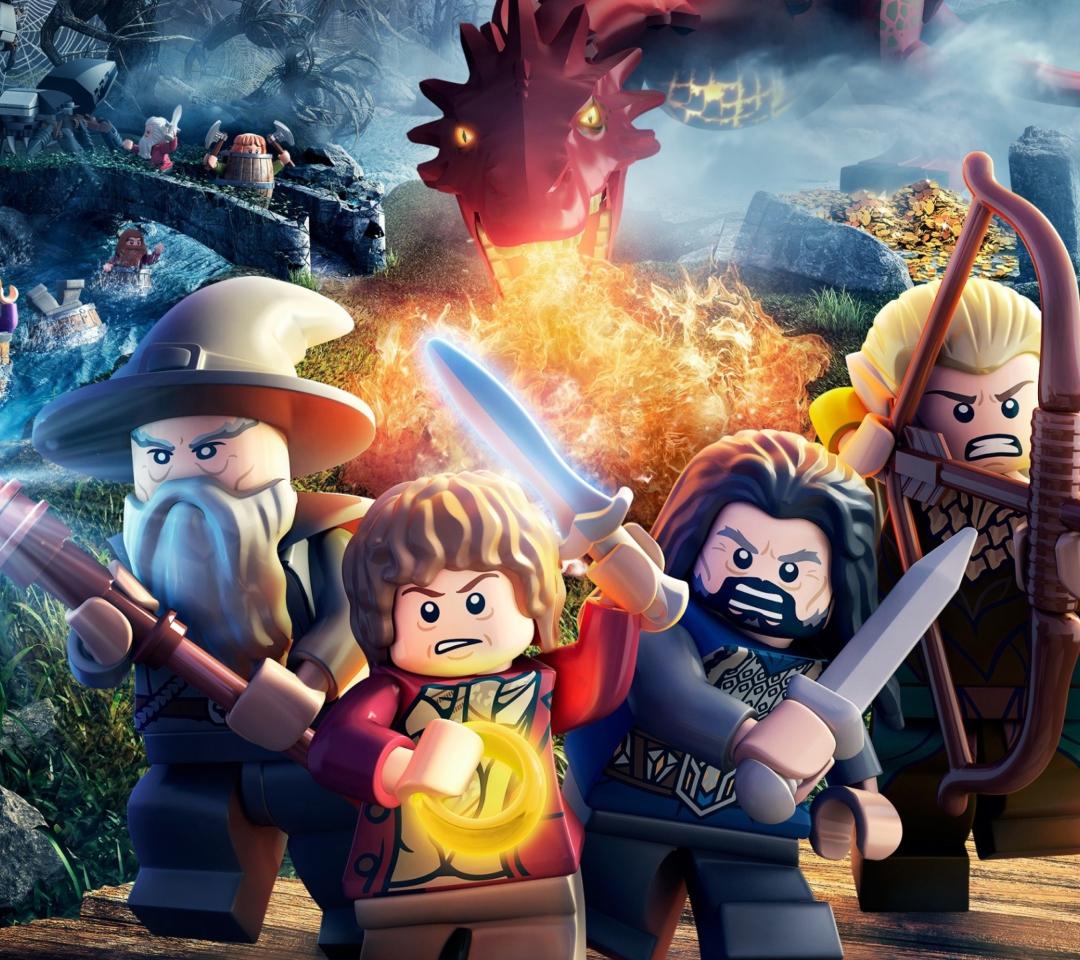 Lego The Hobbit Game para Motorola Photon 4G