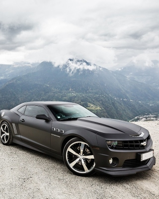 Chevrolet Camaro Hd Wallpaper for Nokia C2-05