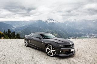 Chevrolet Camaro Hd Background for Android, iPhone and iPad