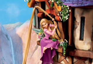 Tangled sfondi gratuiti per cellulari Android, iPhone, iPad e desktop