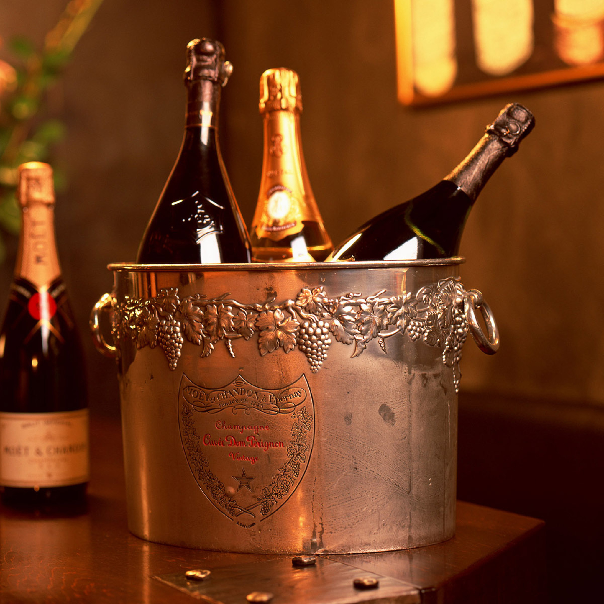 Картинки шампанского в ведре