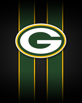 Green Bay Packers Background for 640x1136