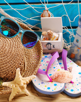 Summer Accessories sfondi gratuiti per Nokia Lumia 925