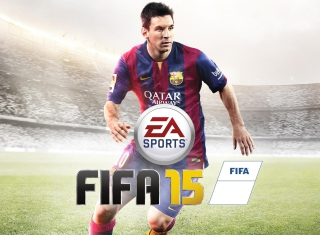 FIFA 15: Messi Picture for Android, iPhone and iPad