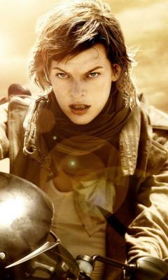 Alice - Resident Evil per Nokia Asha 306