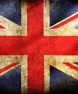 Free British Flag Picture for iPhone 6 Plus