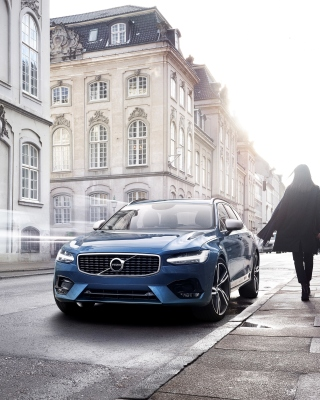 Free Volvo S90 Picture for iPhone 6 Plus