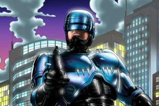 Robocop Wallpaper for Android, iPhone and iPad