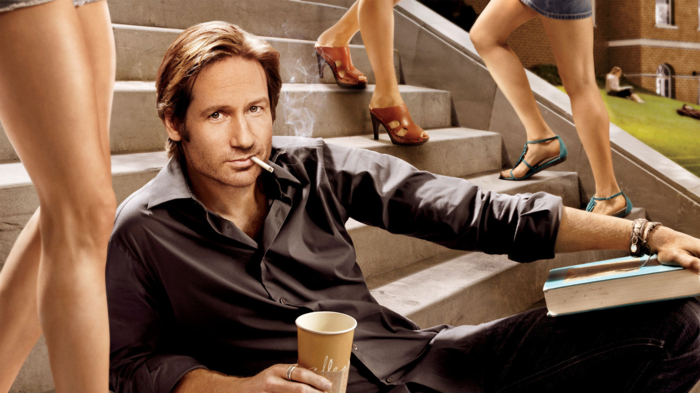 Screenshot №1 pro téma Californication TV Series with David Duchovny 1366x768