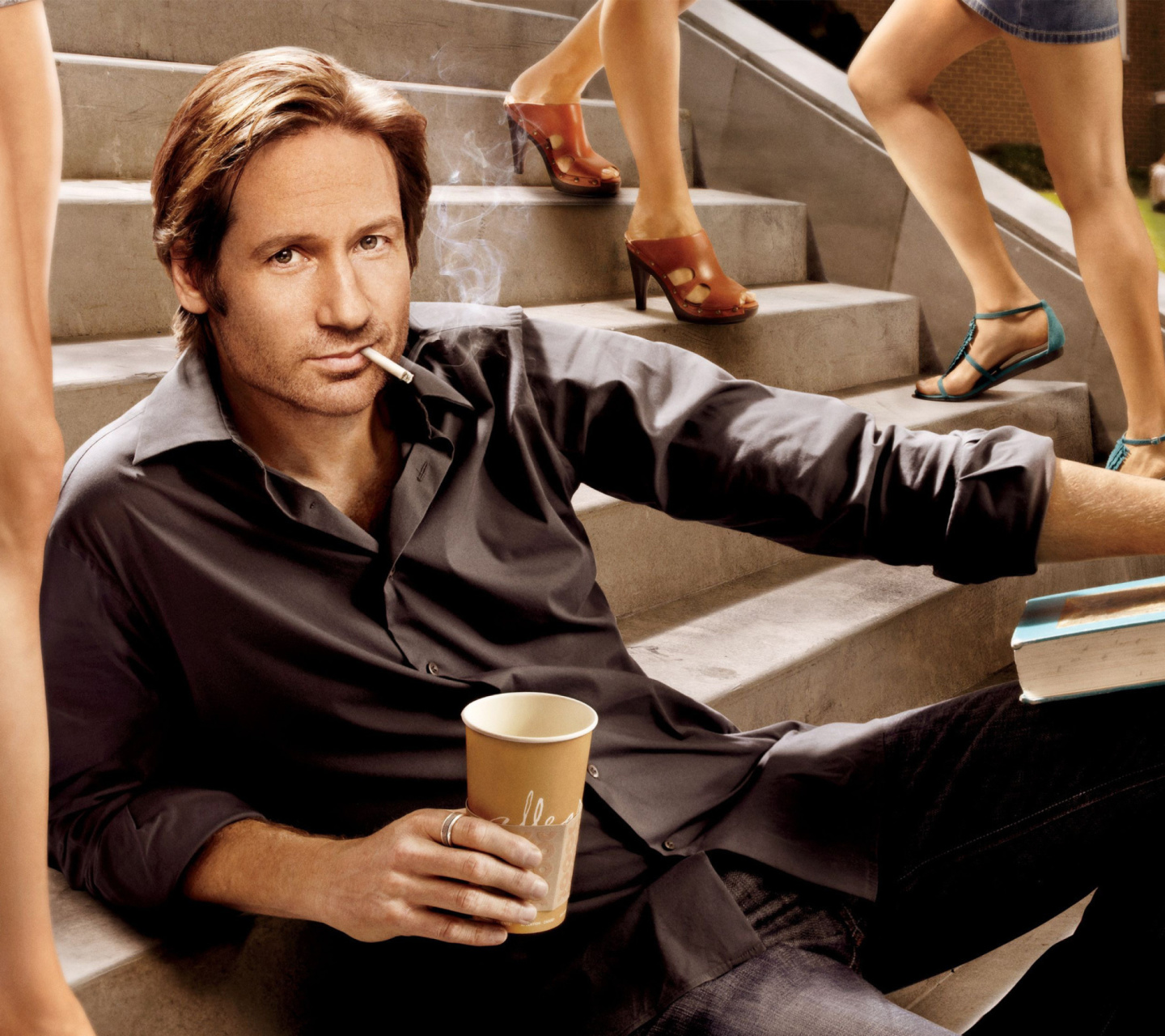 Screenshot №1 pro téma Californication TV Series with David Duchovny 1440x1280