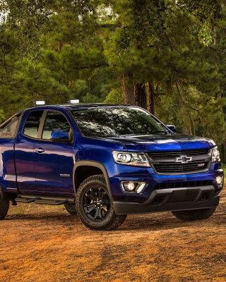 Chevrolet Colorado Z71 2016 Picture for iPhone 6 Plus