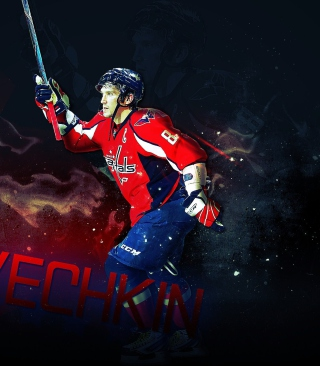 Free Alexander Ovechkin Picture for 768x1280