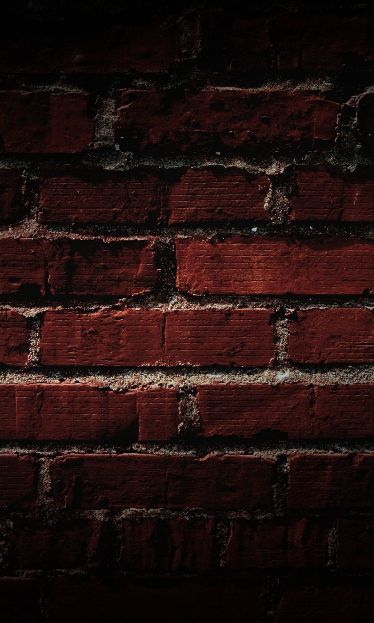 Screenshot №1 pro téma Red Brick Wall 768x1280