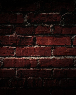 Red Brick Wall sfondi gratuiti per 768x1280