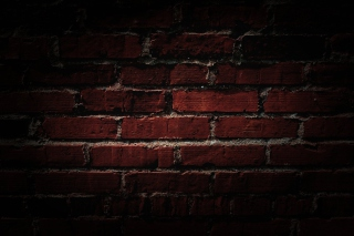 Red Brick Wall Picture for Android, iPhone and iPad