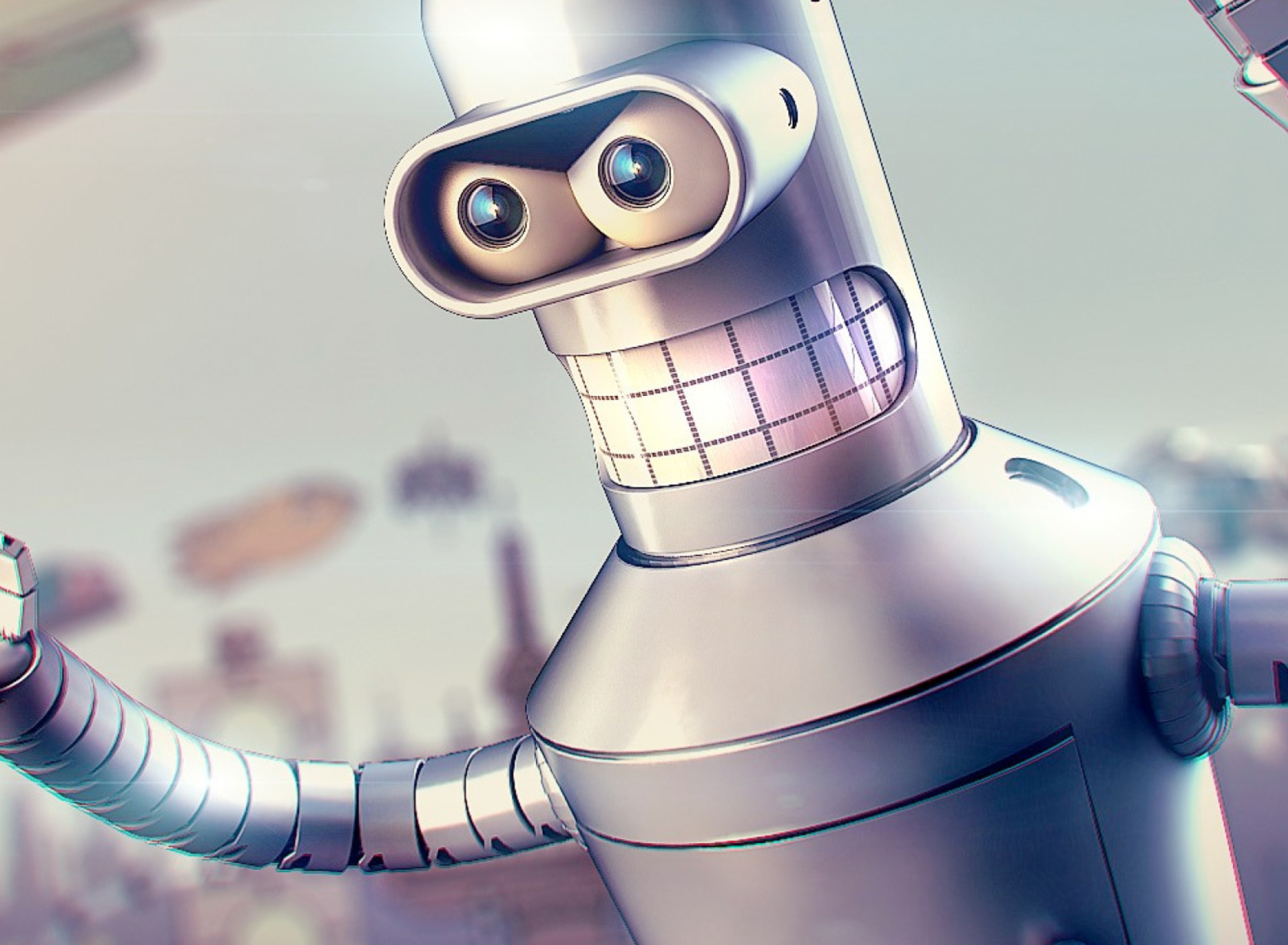 Bender wallpaper 1920x1408