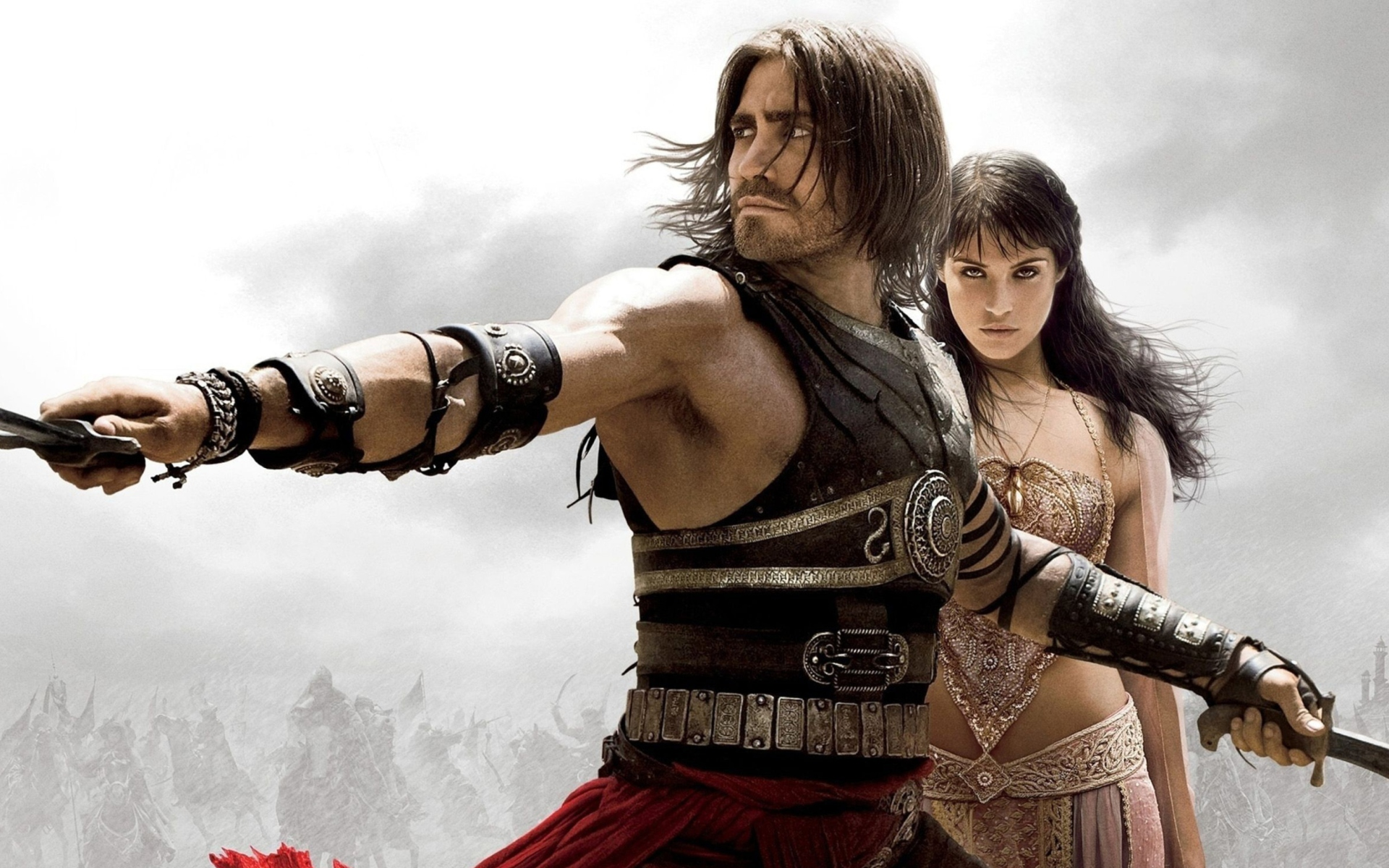 Screenshot №1 pro téma Prince of Persia The Sands of Time Film 1920x1200