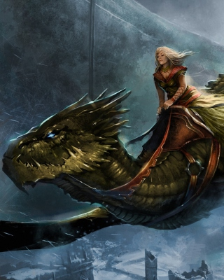 Free A Song of Ice and Fire Roleplaying Picture for Nokia C2-03