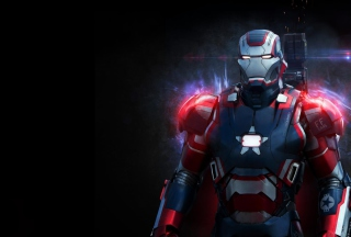 Iron Man Background for Android, iPhone and iPad