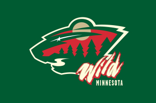 Minnesota Wild Background for Android, iPhone and iPad