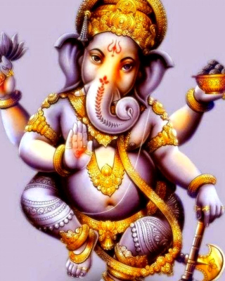 Free Ganesh Chaturthi Picture for HTC Titan