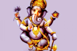 Ganesh Chaturthi Background for Android, iPhone and iPad