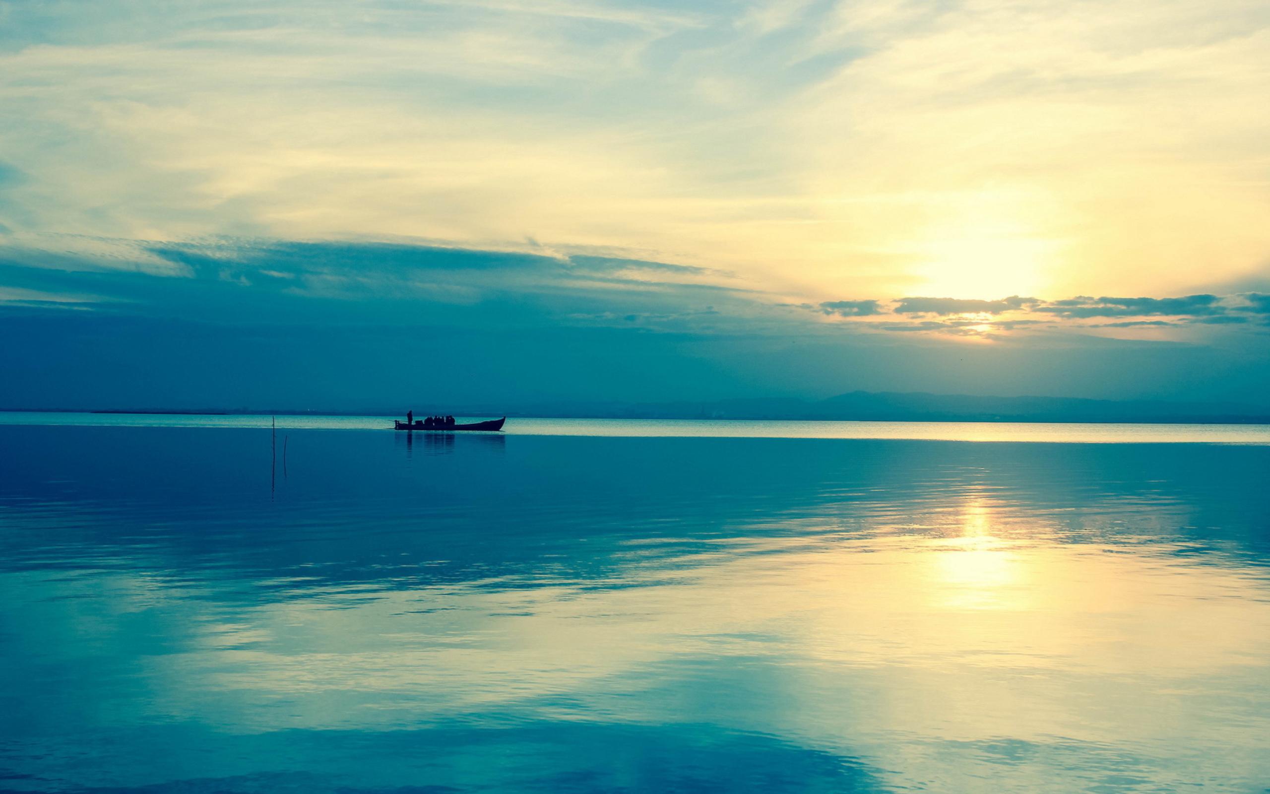 море горизонт берег небо бесплатно
