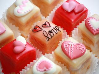 Love Candies for Nokia Asha 200