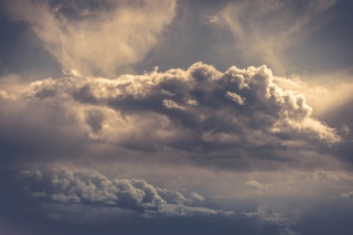 Storm Clouds Wallpaper for Android, iPhone and iPad
