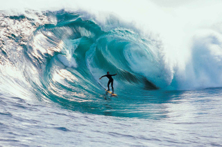 Speed Of Wave Picture for Android, iPhone and iPad