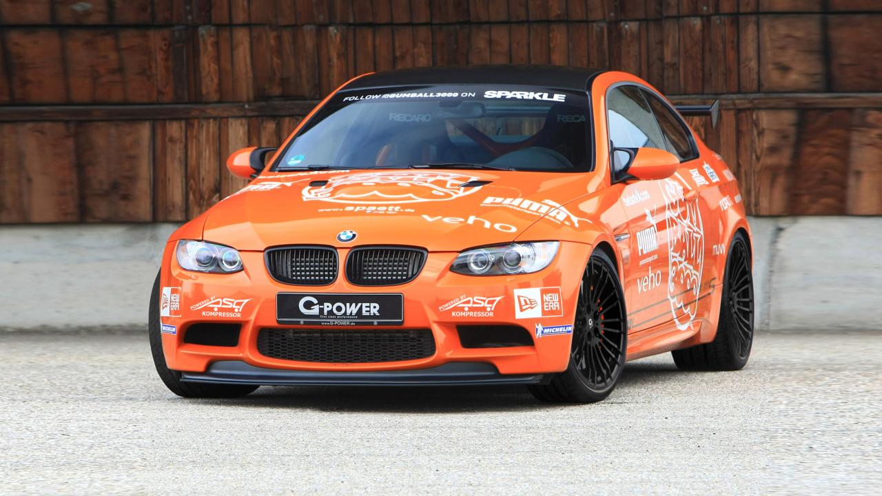 BMW Recaro Tuning