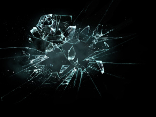 3D Broken Glass para Nokia X2-01