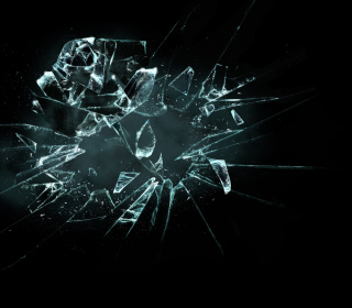 3D Broken Glass - Fondos de pantalla gratis para iPad Air