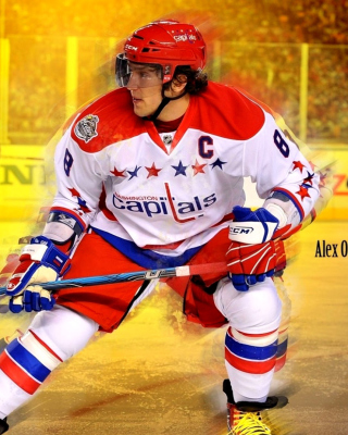 Free Alex Ovechkin Picture for Nokia C5-06