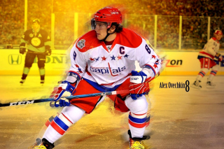 Alex Ovechkin Picture for Android, iPhone and iPad