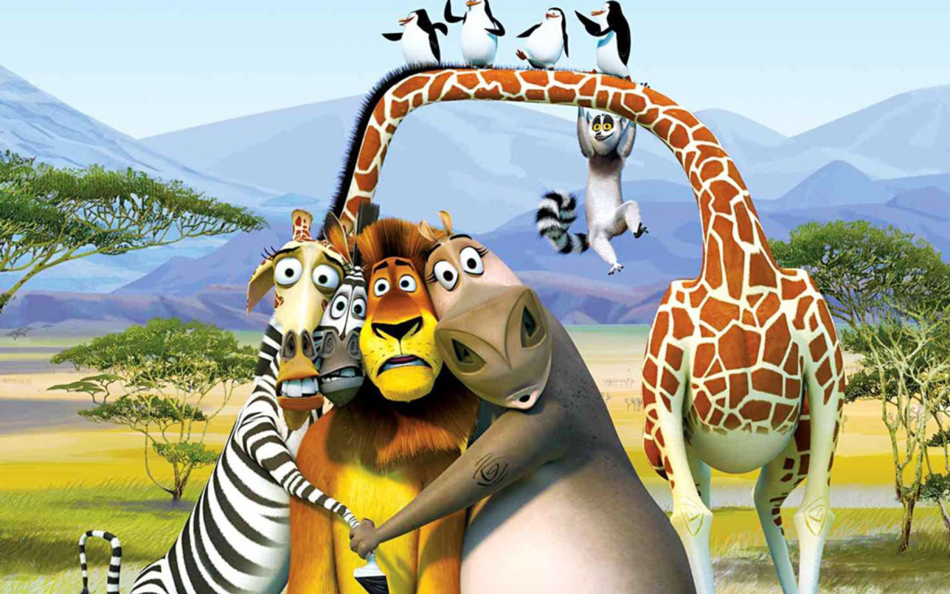 Мадагаскар в картинках