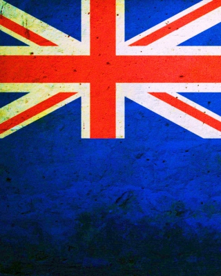 Flag of New Zealand Background for HTC Titan