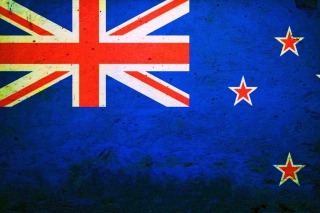 Flag of New Zealand Background for Android, iPhone and iPad