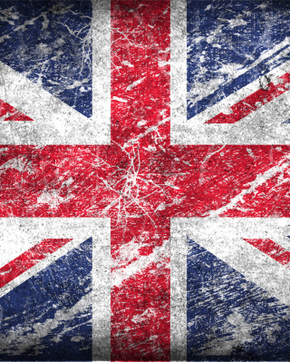 Union Jack Background for 320x480
