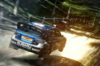 Free Gran Turismo 5 Rally Game Picture for Android, iPhone and iPad