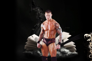 Randy Orton Picture for Samsung Galaxy Tab 4G LTE