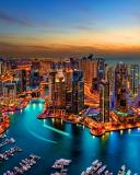 Dubai Marina And Yachts for LG 230 Simple Flip