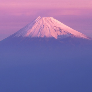 Mountain Fuji Wallpaper for iPad mini