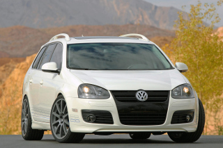 Free Volkswagen Jetta TDI SportWagen Picture for Android, iPhone and iPad